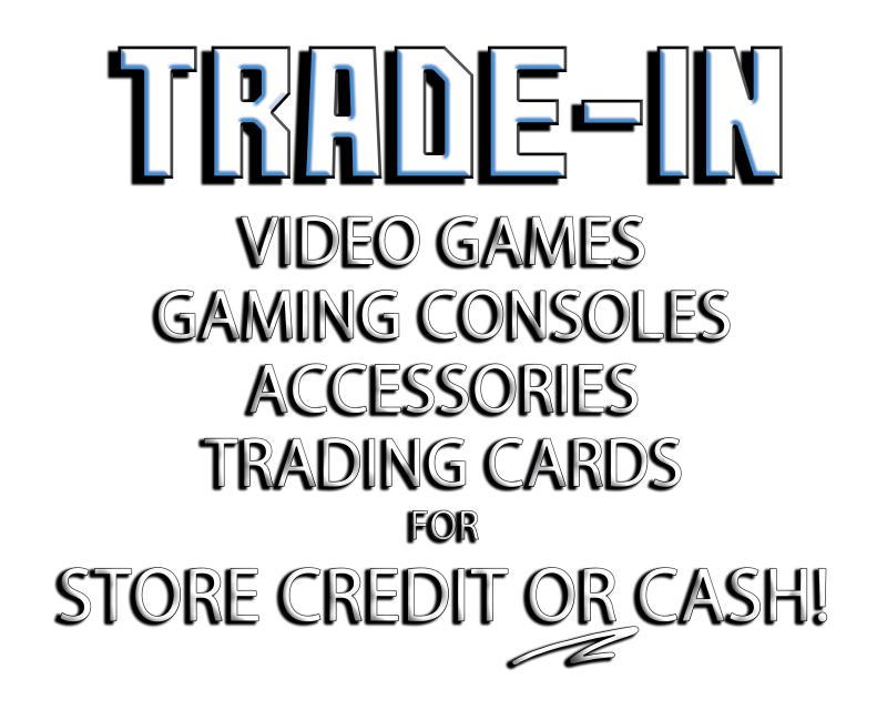Video Game Values >> Trade Ins
